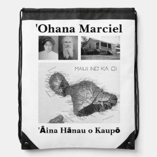 ʻOhana Marciel Drawstring Backpack