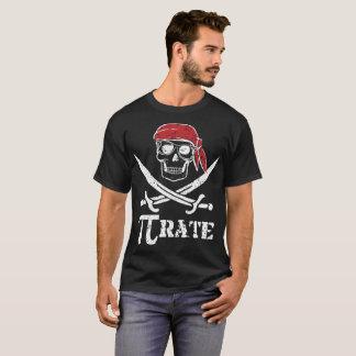Πrate - Math Shirts - Math Teacher Shirt - Funny P