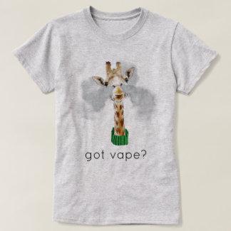 Ω VAPE Shirt   Got Vape Giraffe    VapeGoat™