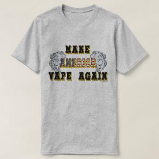 Ω VAPE Shirt |  Make America Vape Again  VapeGoat™
