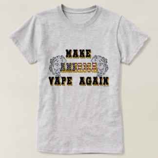 Ω VAPE Shirt    Make America Vape Again  VapeGoat™