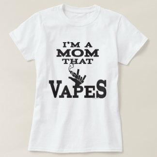 Ω VAPE Shirt   Mom that Vapes    VapeGoat™