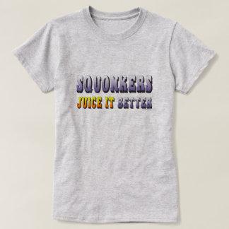 Ω VAPEShirt   Squonkers Juice it Better  VapeGoat™ T-Shirt