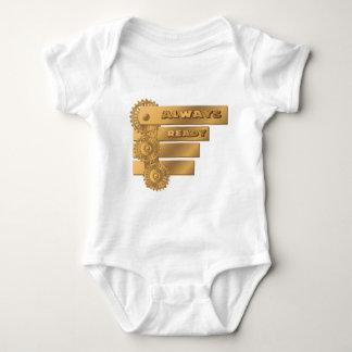 Бронза Baby Bodysuit