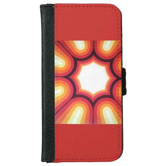 Иллюзия бесконечности iPhone 6 wallet case