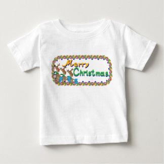 Олени поют 2 baby T-Shirt