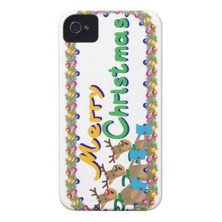 Олени поют 2 iPhone 4 Case-Mate cases