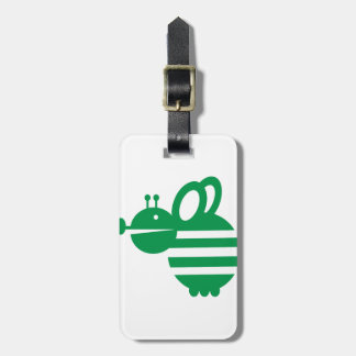 муха luggage tag