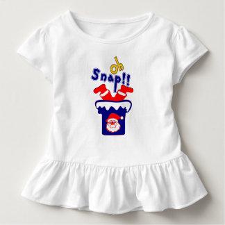 🎅ټOh! Sanp, Santa Stuck in a Chimney Toddler Toddler T-shirt