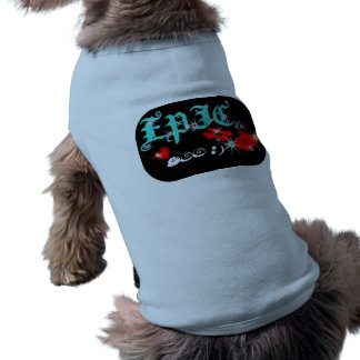 ღ╬♥ÊPÏÇ #1 Doggy Ribbed Tank Top ♥╬ღ Doggie T Shirt