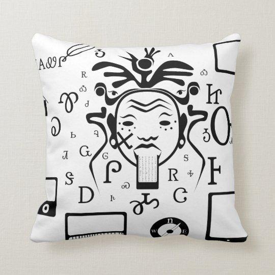 ᏣᎳᎩ ᎠᏈᏍᏙ  Cherokee pillow