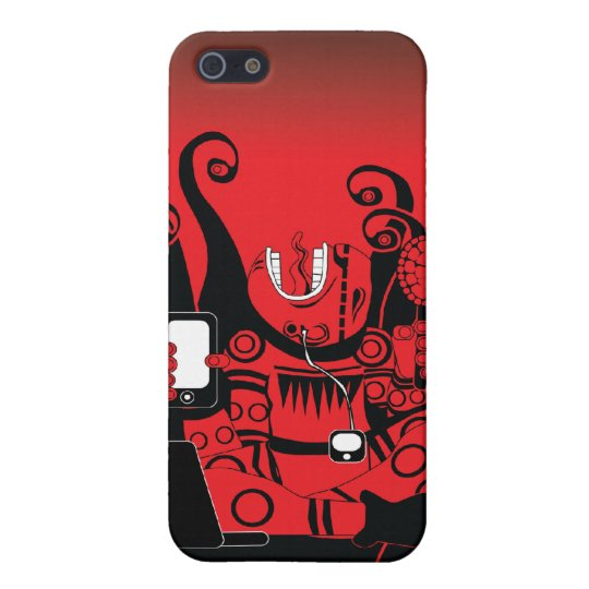 ᏣᎳᎩ iPhone iPhone 5 Covers