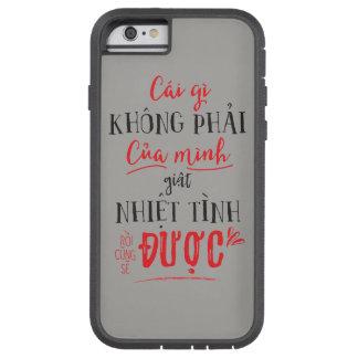 Ốp lưng Việt Nam Tough Xtreme iPhone 6 Case
