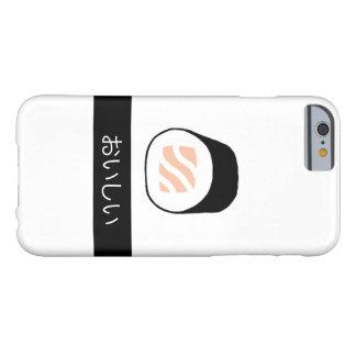 おいしい oishii sushi barely there iPhone 6 case