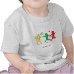 エクモチの子供服はああ、忙しい T シャツ