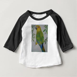 オウム パロット Pretty conure parrot Baby T-Shirt