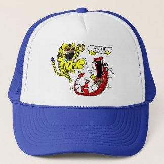 タイガー&ドラゴン ドラゴンソーダキャップ TRUCKER HAT