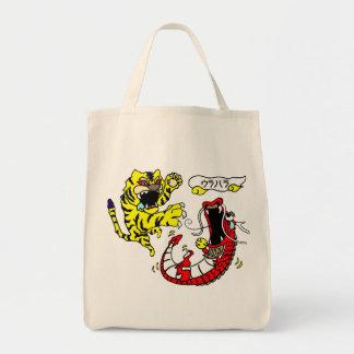 タイガー&ドラゴン ドラゴンソーダトートバッグ TOTE BAG