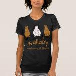 【ワラビー(濃色地用)】 Wallabys(for dark) Tshirt