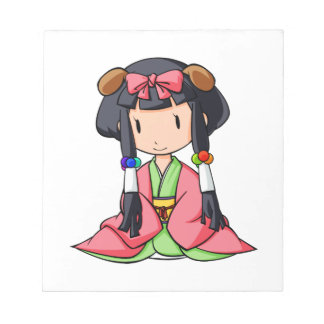 伏 English story Nanso Chiba Yuru-chara Notepad