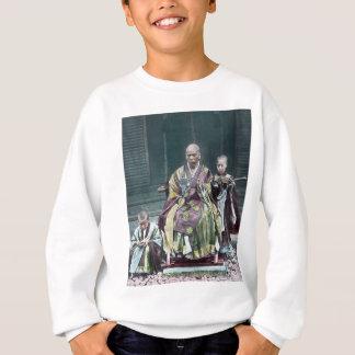 僧 japonais vintage du Japon de moines bouddhistes Tee Shirt