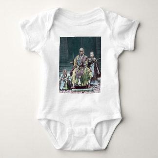 僧 japonais vintage du Japon de moines bouddhistes T Shirts