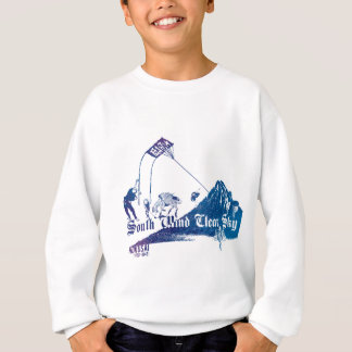 凱 wind fine weather sweatshirt