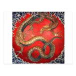 北斎の龍, 北斎 Hokusai Dragon, Hokusai Postcard