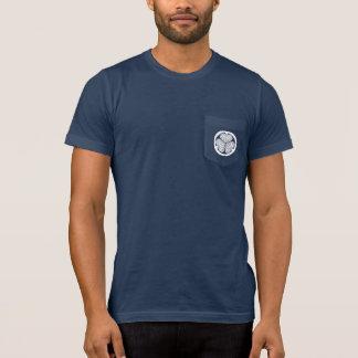 徳川 家紋, Tokugawa KAMON, Japanese Family Crest T-Shirt