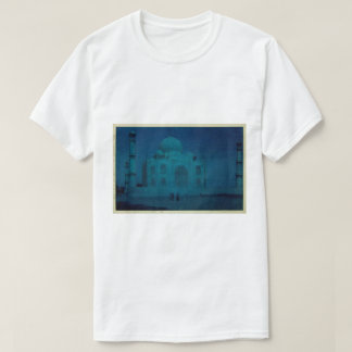 月夜のタージ・マハル, Taj Mahal at moonlit night, Yoshida T-Shirt