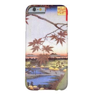 江戸の紅葉, 広重 Maple of Edo, Hiroshige, Ukiyo-e Barely There iPhone 6 Case