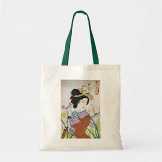 洋装の女, 芳年 Woman in Western Clothing, Yoshitoshi Tote Bag