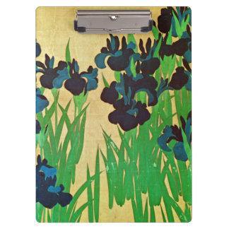 燕子花図(部分), 光琳 Irises(detail), Kōrin, Japan Art Clipboard