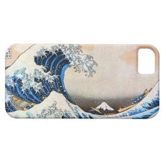 神奈川沖浪裏, 北斎 Great Wave, Hokusai, Ukiyo-e Case For The iPhone 5