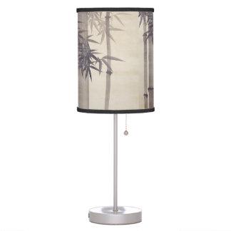 竹, 其一 Bamboo, Kiitsu, Japan Art Table Lamp