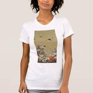 芍 medicine group butterfly figure Shakuyaku T-Shirt