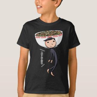 萌 palm boy English story Ramen shop Kanagawa T-Shirt