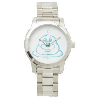 鲍 鲍 Stainless Steel Wristwatch 7 (Women)