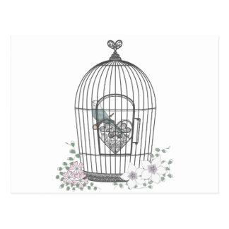 鳥かご POSTCARD