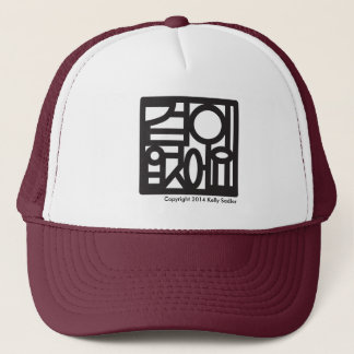 겁이없어요 - FEARLESS TRUCKER HAT