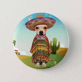 000-mexican 2 inch round button