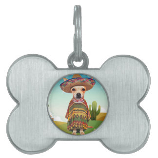000-mexican pet name tags