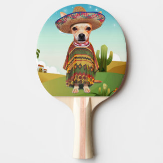 000-mexican ping pong paddle
