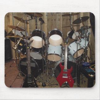 001 My Drums - 35pcs - pic 1 Mouse Pads