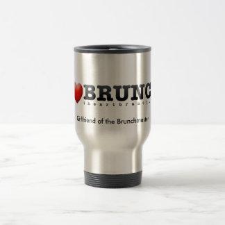 002 , Girlfriend of the Brunchmaster Travel Mug