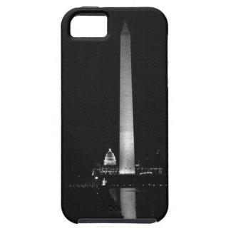 0031 Washington's Glow (Night B&W).JPG iPhone 5 Cover