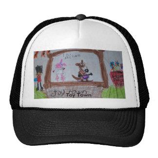 003, 005, Toy Town Trucker Hat
