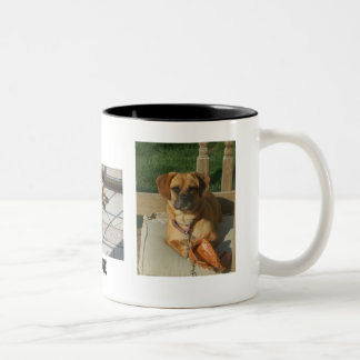 003, 167, 166, Puggle mug