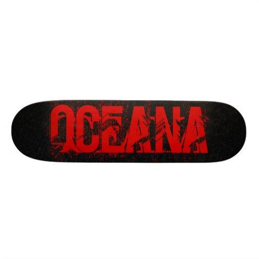 003_Black_Carpet_PC0250001f, OCEANA Skate Board