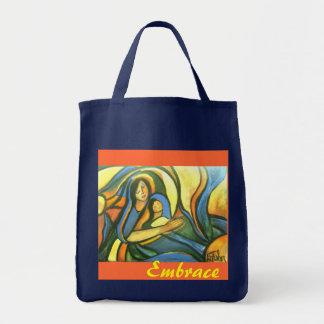 004nurture2222 (2), Embrace Tote Bag